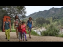 CHRIS SHARMA, JASON MOMOA  POL ROCA ON A FUN FAMILY DAY