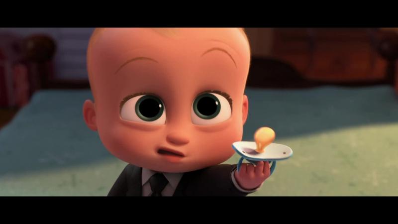 момент из фильма босс молокосос