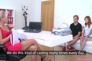 FemaleAgent E374 Foxy Sanie & Cristal Caitlin HD Online