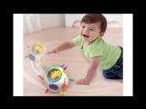 Видео обзоры игрушек - Музыкальный мячик Vtech c сюрпризом
