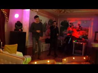 Группа Тестостерон в ресторане Версаль!