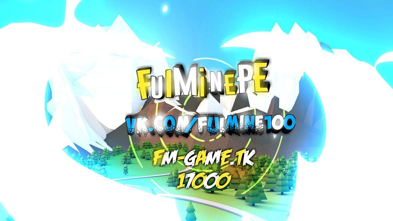 FulMinePe - Игровой сервер Minecraft PE