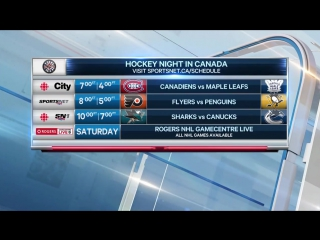 NHL Morning Catch Up: The Flames light it up | February 25, 2017