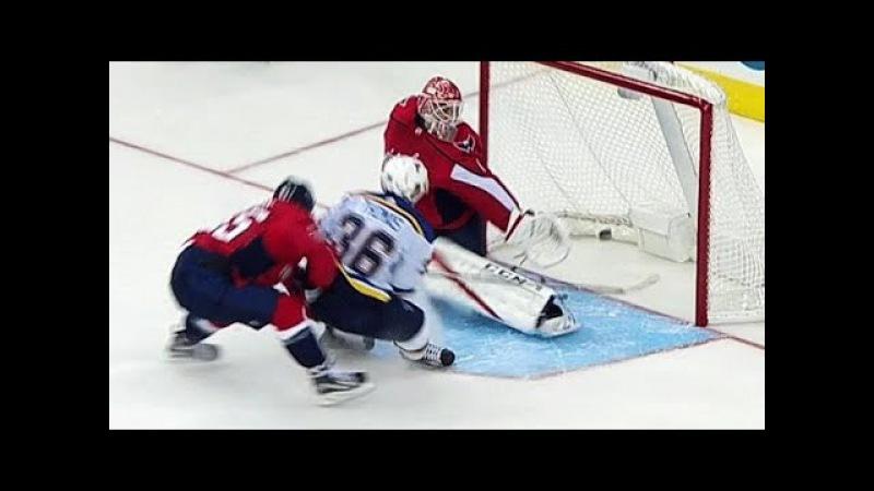 Thomas goes to net hard, finishes off tic-tac-toe