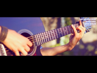 Hafanana (Afric Simone)  Fingerstyle guitar solo cover
