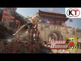 DYNASTY WARRIORS 9 - COMING EARLY 2018!