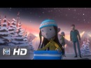 CGI 3D Animated Short: The Girl the Cloud - by Studio AKA/Red Knuckles Production