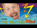 What´s the Weather Like MORE English Magic Stories for Kids | Steve and Maggie from Wow English TV