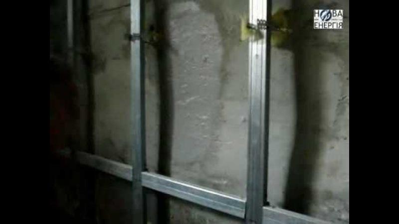 Застосування теплоізоляційного матеріалу Керамоізол