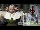 Wardruna feat AURORA Helvegen multi language Lyrics Subtitles live at TraenaFestival2017 HD