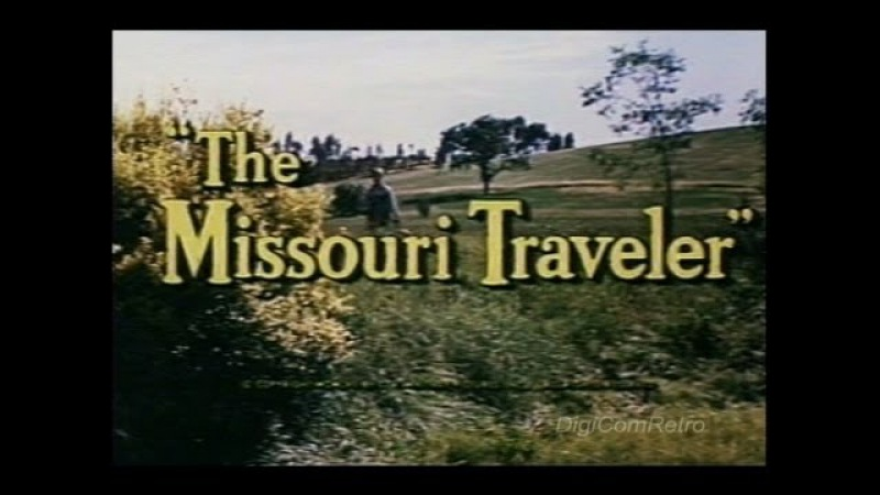 The Missouri Traveller - 1958 - Full Movie