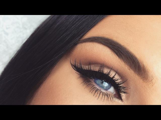 Easy Neutral Cut Crease | Makeup Tutorial