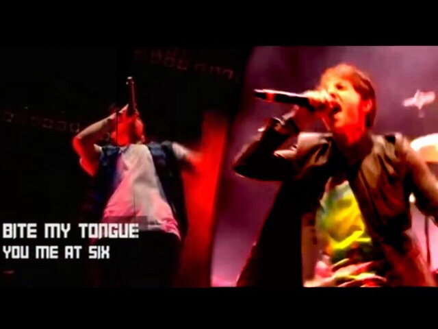 You Me At Six - Bite My Tongue ( Live ) ft. Oliver Sykes