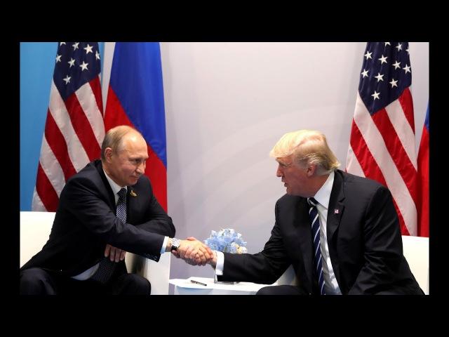 Встреча ПУТИНА и ТРАМПА на полях саммита G20 | PUTIN INFO HD