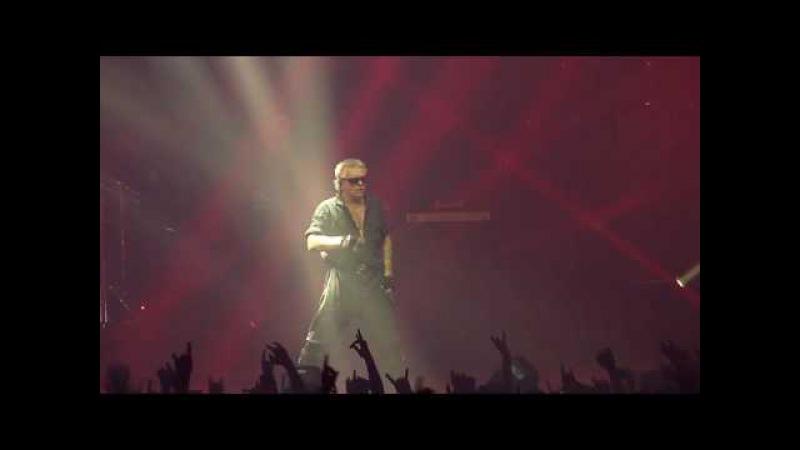 АлисА - Смутные Дни - Ангел - (19.11.16) - Санкт-Петербург - СК Юбилейный