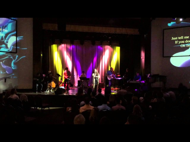 True Love- Coldplay. Cover at Shadow Ministries