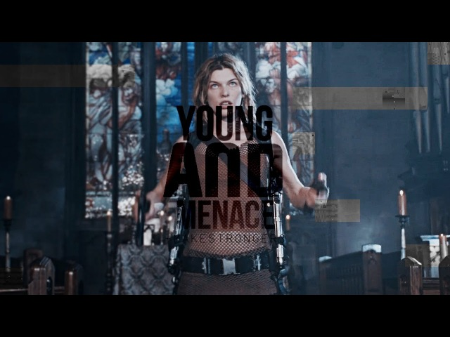 Multifandom | Young Menace [MakeStronger3] (HBD NUUR!)