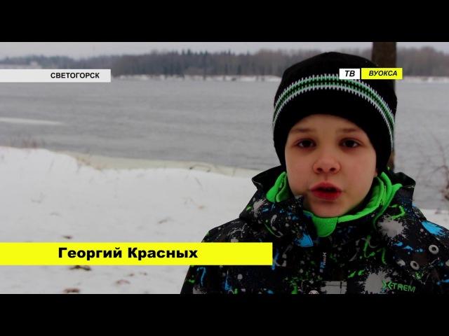 Исторические прогулки светогорских школьников. ЛВ. Канторович