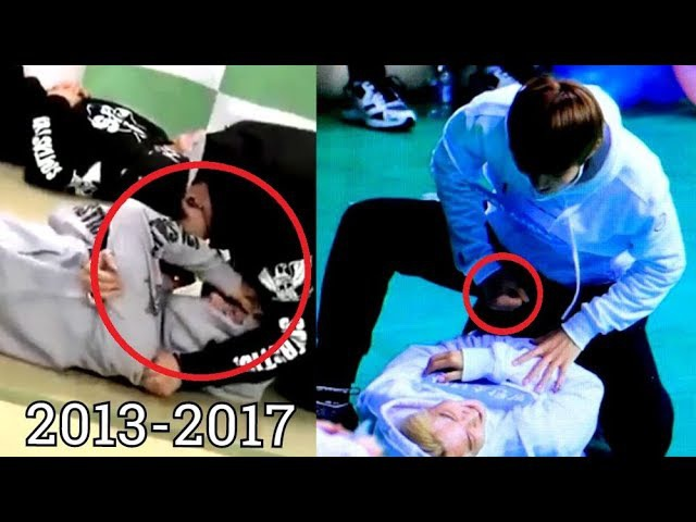 VMIN Evolution [2013-2017] BTS Taehyung Jimin