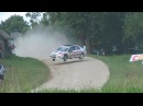 Samsonas Rally Rokiškis 2017 SS GR 5 Vaidotas Žala action jump