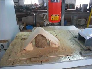 Пятиосевой фрезерный станок с ЧПУ