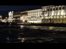 08 07 2017 Ночная прогулка на лодке по Неве Развод мостов