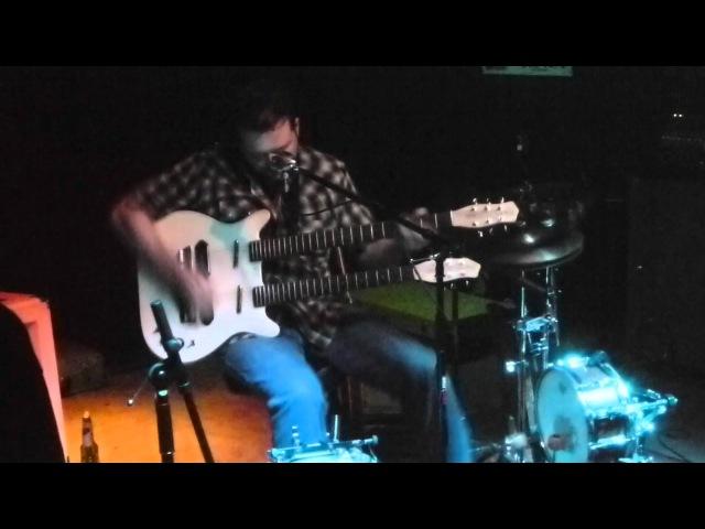 JOHN SCHOOLEY HIS ONE MAN BAND at Legendary White Swan onemanband voodoorhythm bluestrash