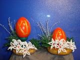 Пасхальный сувенир из бисера Пасхальное яйцо Часть 12.  Souvenir
