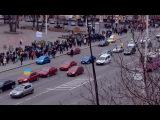 8 декабря 2013. Запорожье. Евромайдан в Запорожье - шествие 08.12.2013