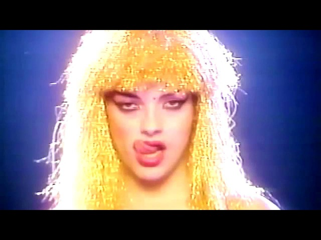 Nina Hagen - New York, NY (Official Video)