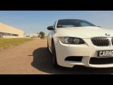 BMW M3 E92 vs BMW 1M Coupe Acceleration 0 270km h