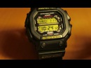 Настройка часов Casio G-shock GX-56-1B 3221