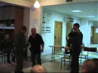 Встреча с курсантами РВВДКУ. 3 часть