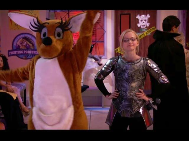 Лив и Мэдди (Сезон 1 Серия 5) l Хеллоуин вместе с Disney