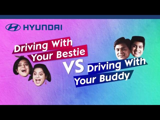 The Drive With Besties | Ft. Vipul Goyal, Mallika Dua, Kaneez Surka