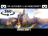 [4K 360° VR] MINECRAFT VIDEO EXPERIMENT WITH MODS - 60fps Virtual Reality | Nvidia GTX 1080