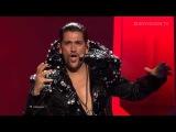 Cezar - It's My Life (Romania) - LIVE - 2013 Semi-Final (2)