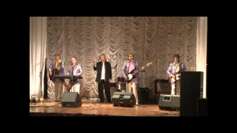Концерт ВИА Синяя птица в г.Сухиничи