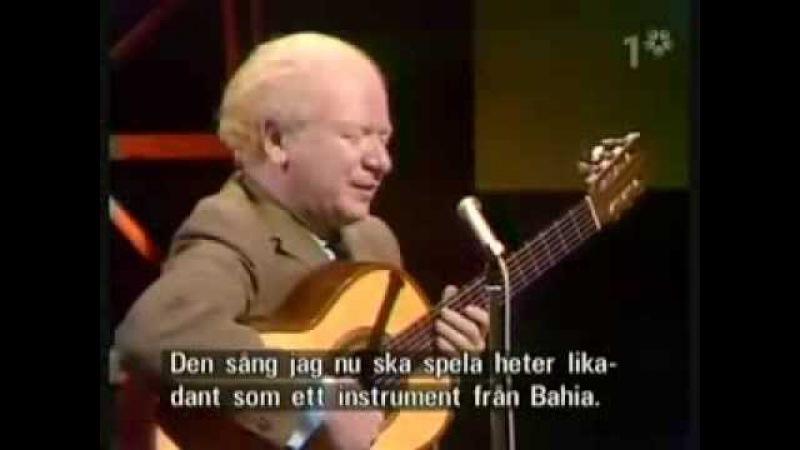Sivuca - Berimbau (Baden Powell - Vinicius de Moraes) (1969)