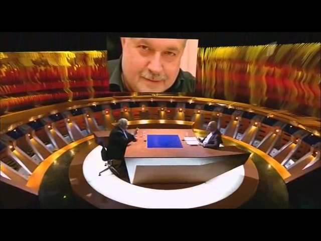 Владимир Познер интервью с Юлием Гусмана