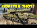 World of Tanks Funny Moments MONSTER SHOTS Do you even DERP