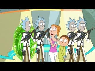 Рик и Морти 3 сезон 1 серия - Рикбег из Рикшенка (Сыендук) | Rick and Morty S03E01 301 - The Rickshank Rickdemption