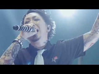SiM - EXiSTENCE (Live at Budokan The Tour 2015 Final -ONEMAN SHOW-)