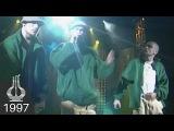 Tee Productions N'Light'N, Tommy Tee, Diaz, Warlocks og Opaque live under Spellemannprisen 1997