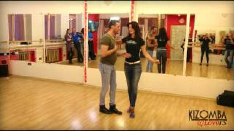 Kizomba dance from KizombaLovers | Latvia | Feel the dance on Dance heart channel [2017] [HD]