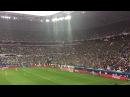 Northern Ireland v Ukraine. Will Griggs on fire! Lyon - Euro2016
