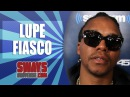 Lupe Fiasco's LAST RADIO FREESTYLE on Sway in the Morning