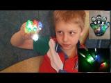 Светящиеся пальцы Энгри Бёрдс или Медведи соседи Laser Finger Light Angry Birds