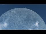 Что если Луна была бы на орбите МКС