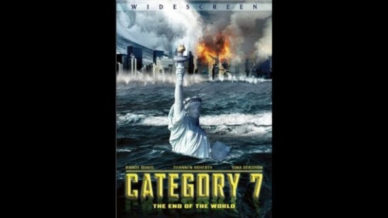 Movie 'Category 7' Released 11 Yrs, 9 Months Ago, 2 Massive Hurricanes Hit US , Harvey, Irma